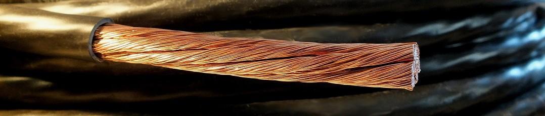 Przewód miedziany wielodrutowy, linka miedziana wielodrutowa, kabel miedziany LGS/SIF