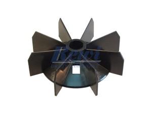 Przewietrznik do silnika elektrycznego na wałek 16 mm o średnicy zewnętrznej 110 mm