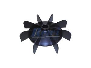 Przewietrznik do silnika elektrycznego na wałek 11 mm o średnicy zewnętrznej 100 mm
