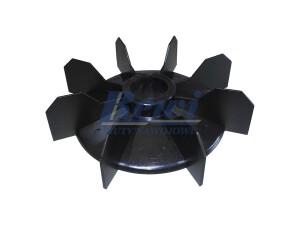 Przewietrznik do silnika elektrycznego na wałek 35 mm o średnicy zewnętrznej 184 mm
