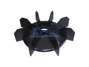 Przewietrznik do silnika elektrycznego na wałek 42 mm o średnicy zewnętrznej 184 mm
