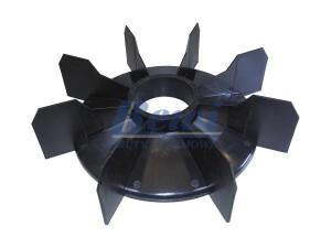 Przewietrznik do silnika elektrycznego na wałek 60 mm o średnicy zewnętrznej 245 mm