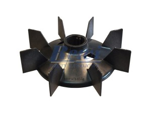 Przewietrznik do silnika elektrycznego na wałek 32 mm o średnicy zewnętrznej 200 mm