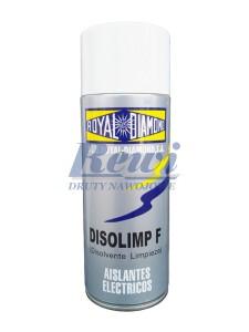 Środek czyszczący i odtłuszczający w sprayu do silników elektrycznych i układów elektronicznych Disolimp F