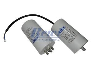 Kondensator na przewód, kondensator na wsuwki, kondensator 400V/450V