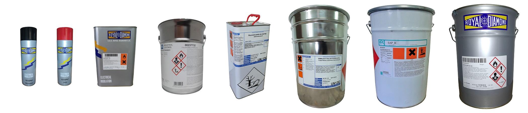 Lakier elektroizolacyjny, lakier do silnika elektrycznego, lakier piecowy, spray elektroizolacyjny, elektroizolacja w sprayu