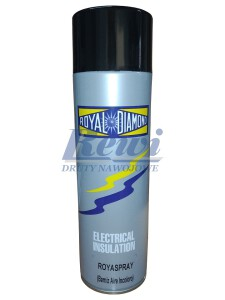 Lakier elektroizolacyjny, elektrolakier, lakier do silnika elektrycznego, lakier elektryczny, elektroemalia, lakier w spray, spray elektroizolacyjny