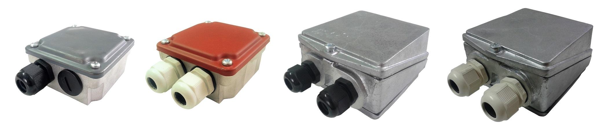 Skrzynka elektryczna, puszka przyłączeniowa, puszka do silnika elektrycznego