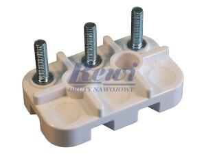 Tabliczka zaciskowa do silnika elektrycznego, klemret, listwa silnika elektrycznego, listwa przyłączeniowa, kostka