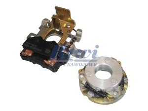 Wyłącznik odśrodkowy stosowany do silnika elektrycznego jednofazowego Tamel i Besel, sprzędło silnika elektrycznego
