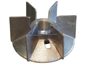 Przewietrznik do silnika elektrycznego na wałek 52 mm o średnicy zewnętrznej 210 mm, wentylator silnika elektrycznego