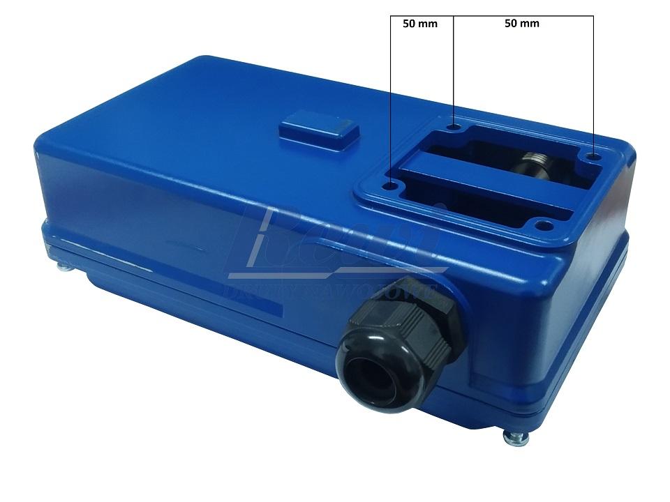 Skrzynka SG 63-90 1x, dwa kondensatory, puszka do silnika elektrycznego